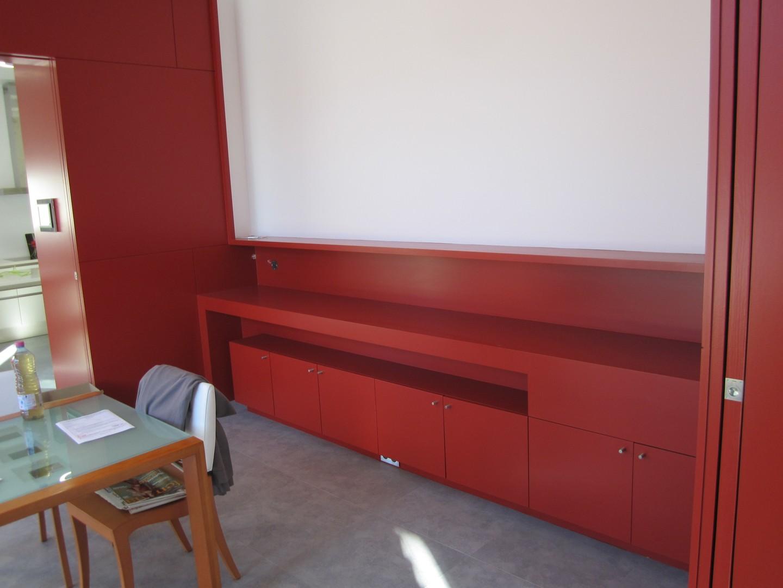 R alisations menuiserie doppler for Placard mural salle a manger